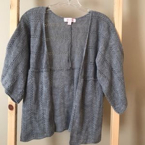 grey xhilaration cardigan
